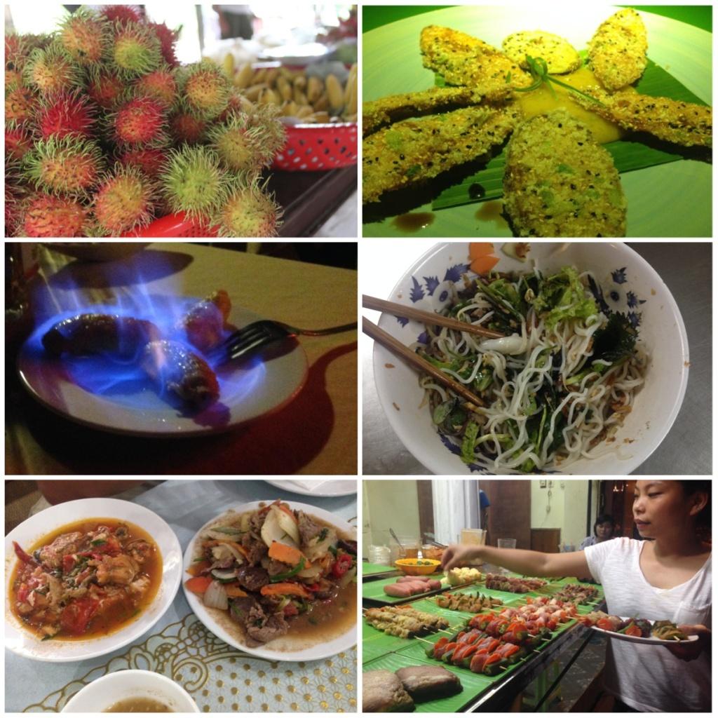 Cibo e street food, mangiare in Vietnam