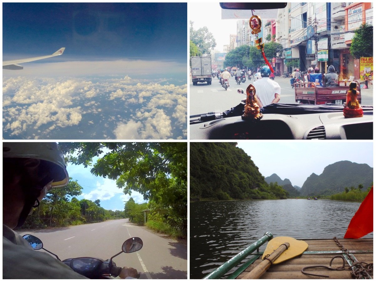 I trasporti in Vietnam