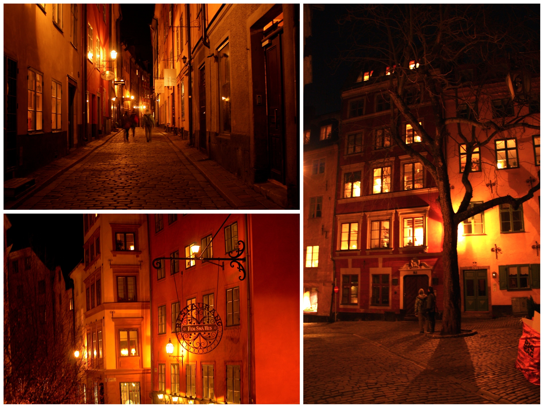 Stoccolma di sera