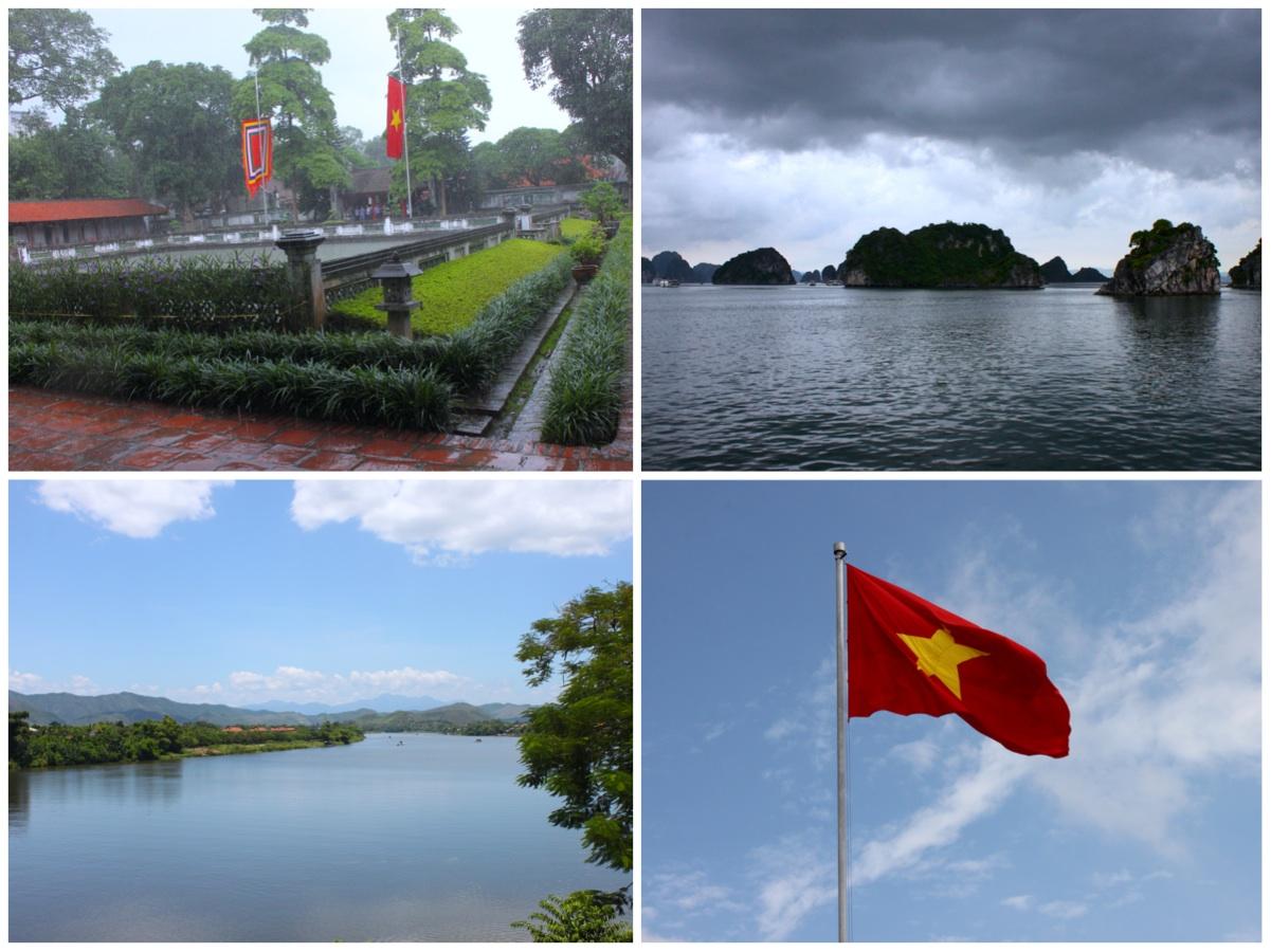 Temperature e clima ad agosto, Vietnam
