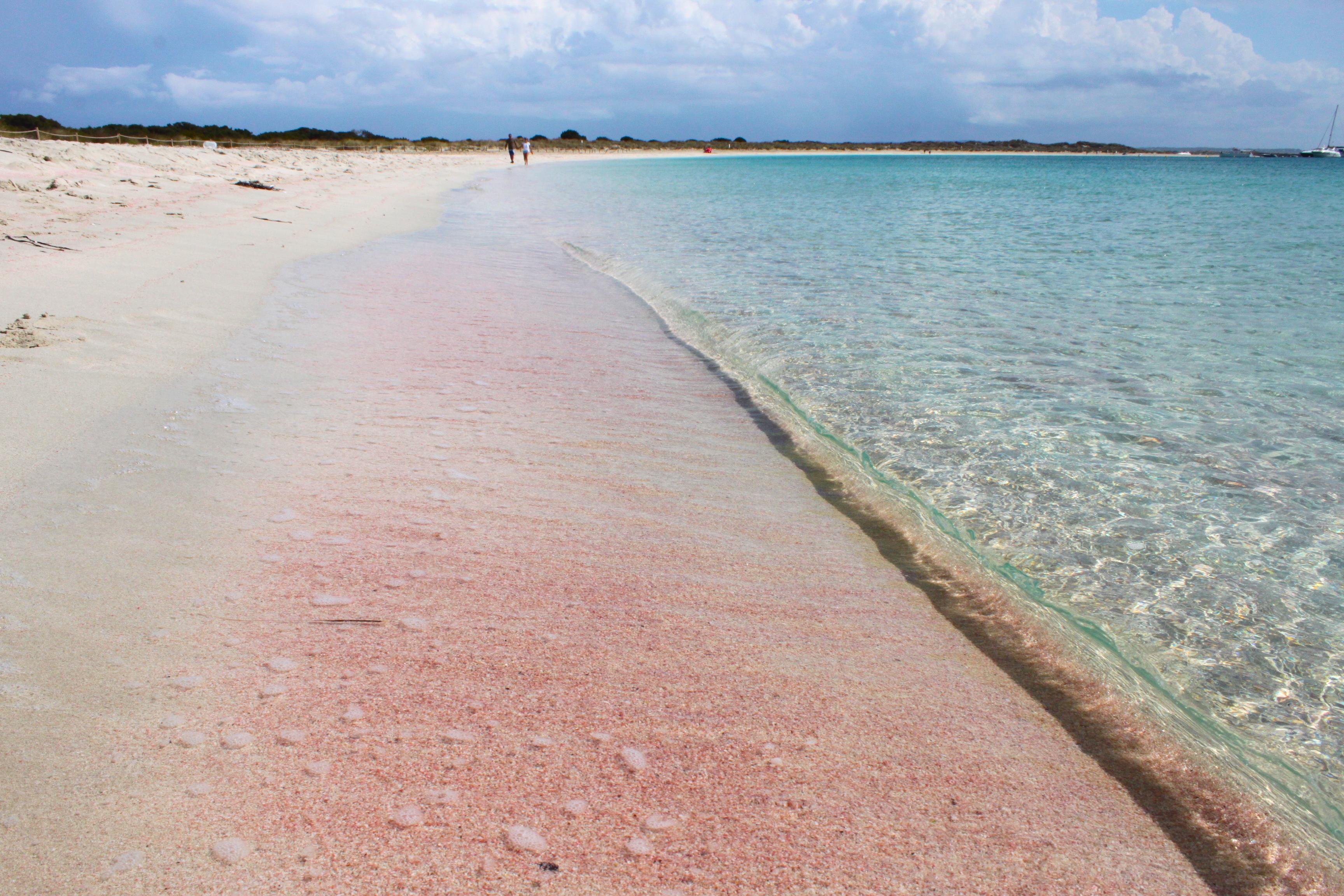 Una delle spiagge più belle di sempre, Espalmador