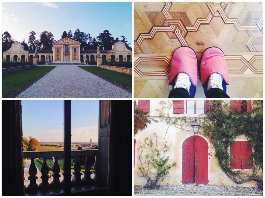 Villa di Maser - Villa Barbaro