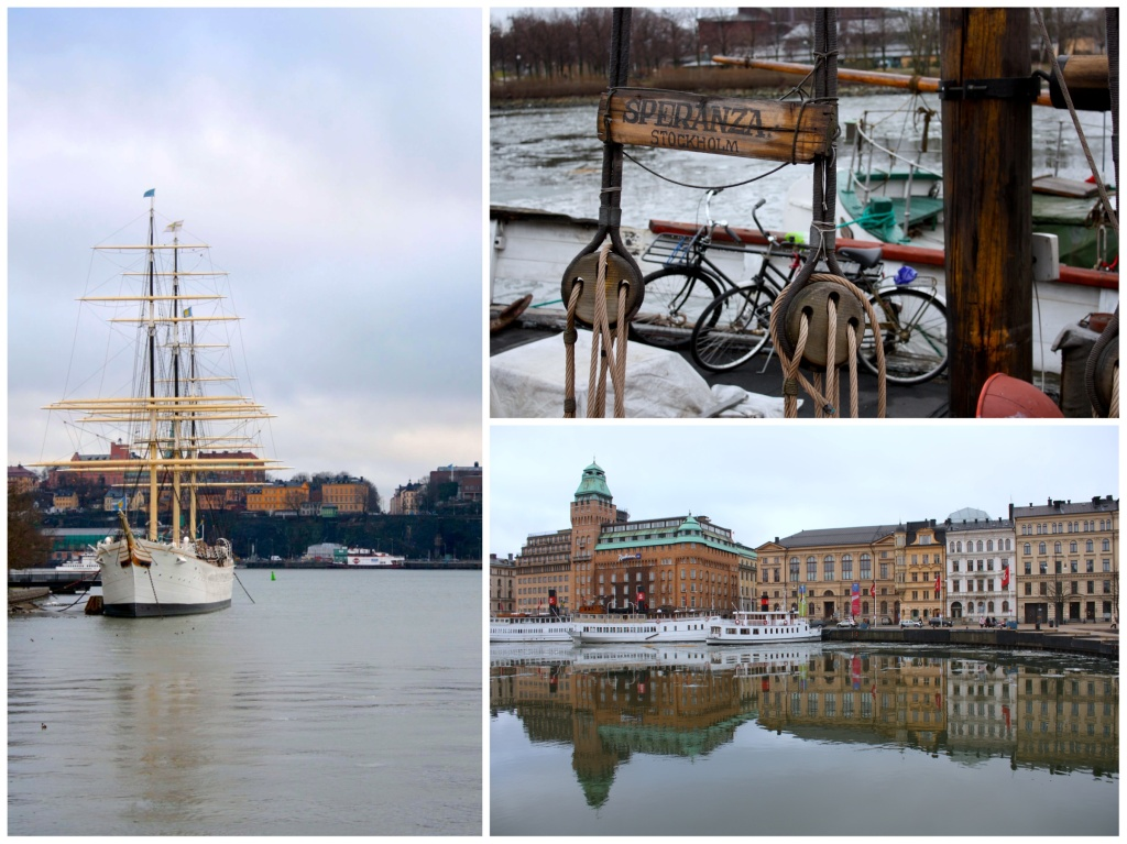 barche a Stoccolma
