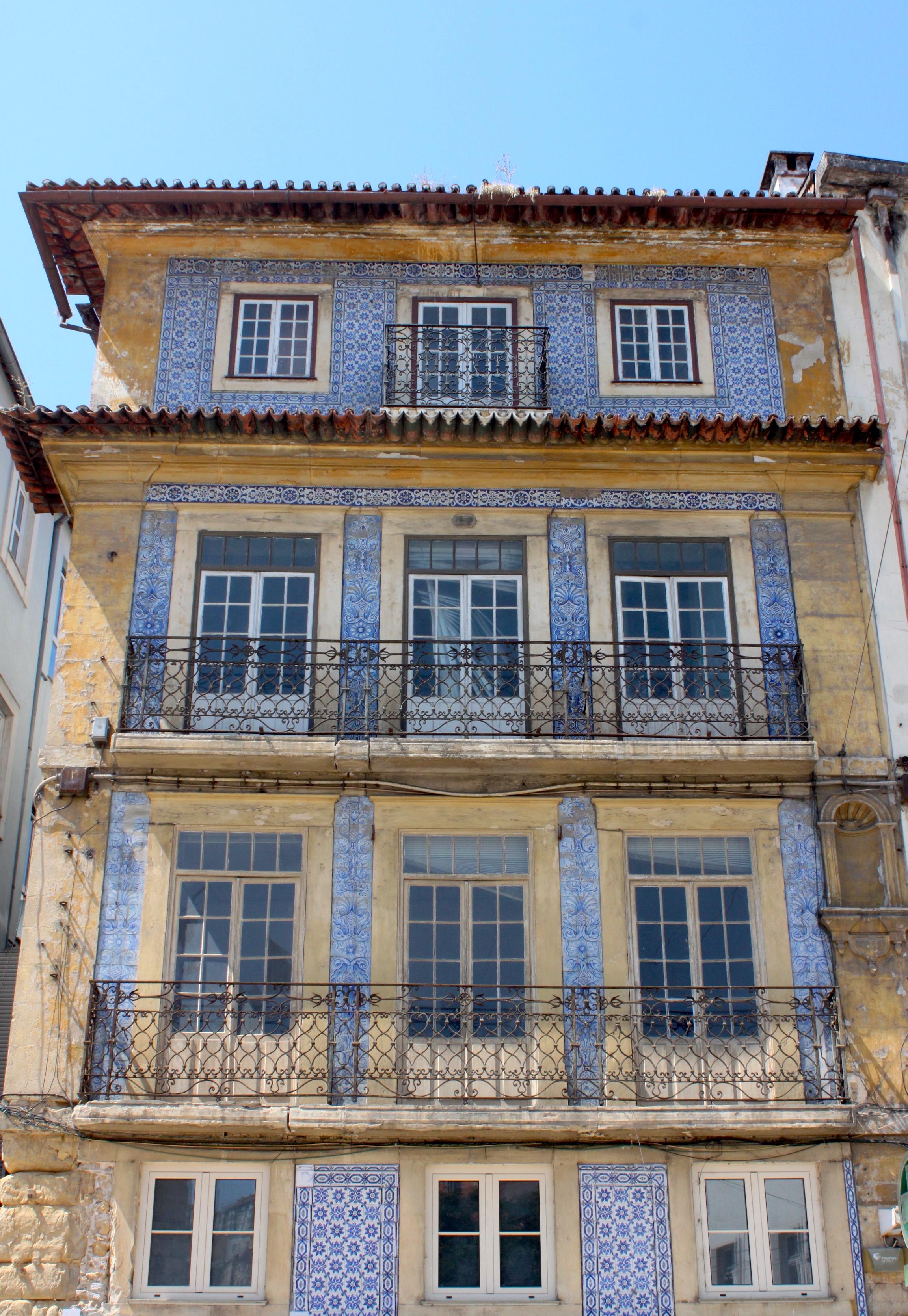 Azulejos dappertutto, che non sei in Portogallo senza