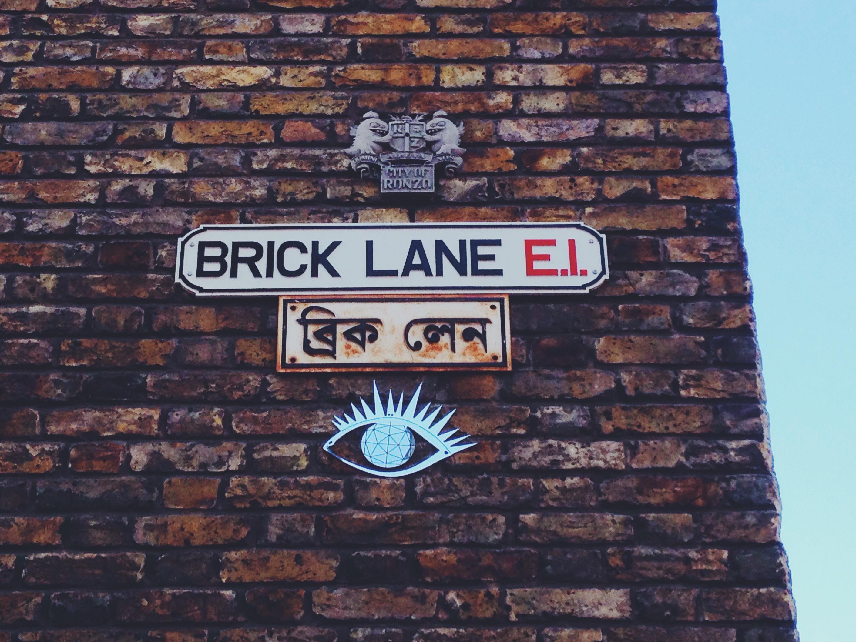 Brick Lane Londra