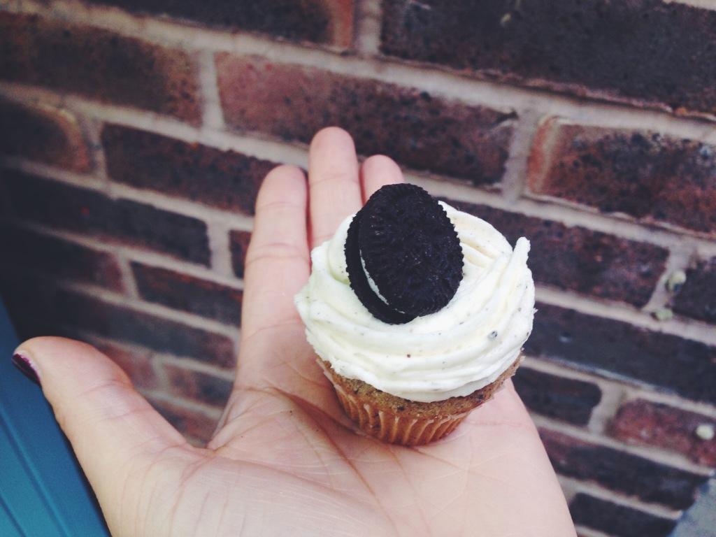 Londra cupcake