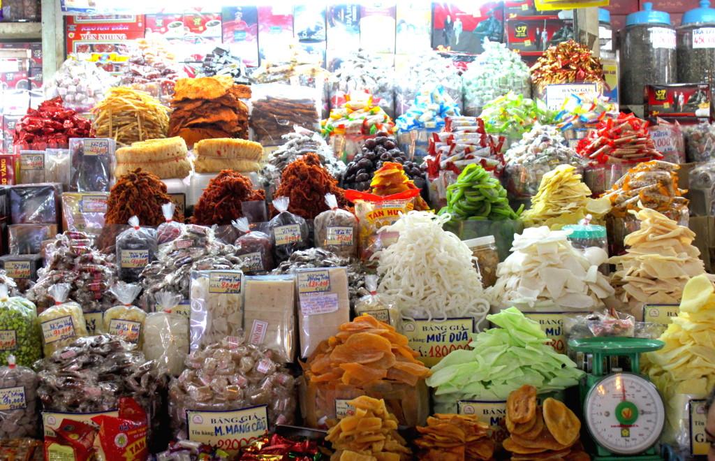 Goloserie più belle che buone al Bến Thành Market