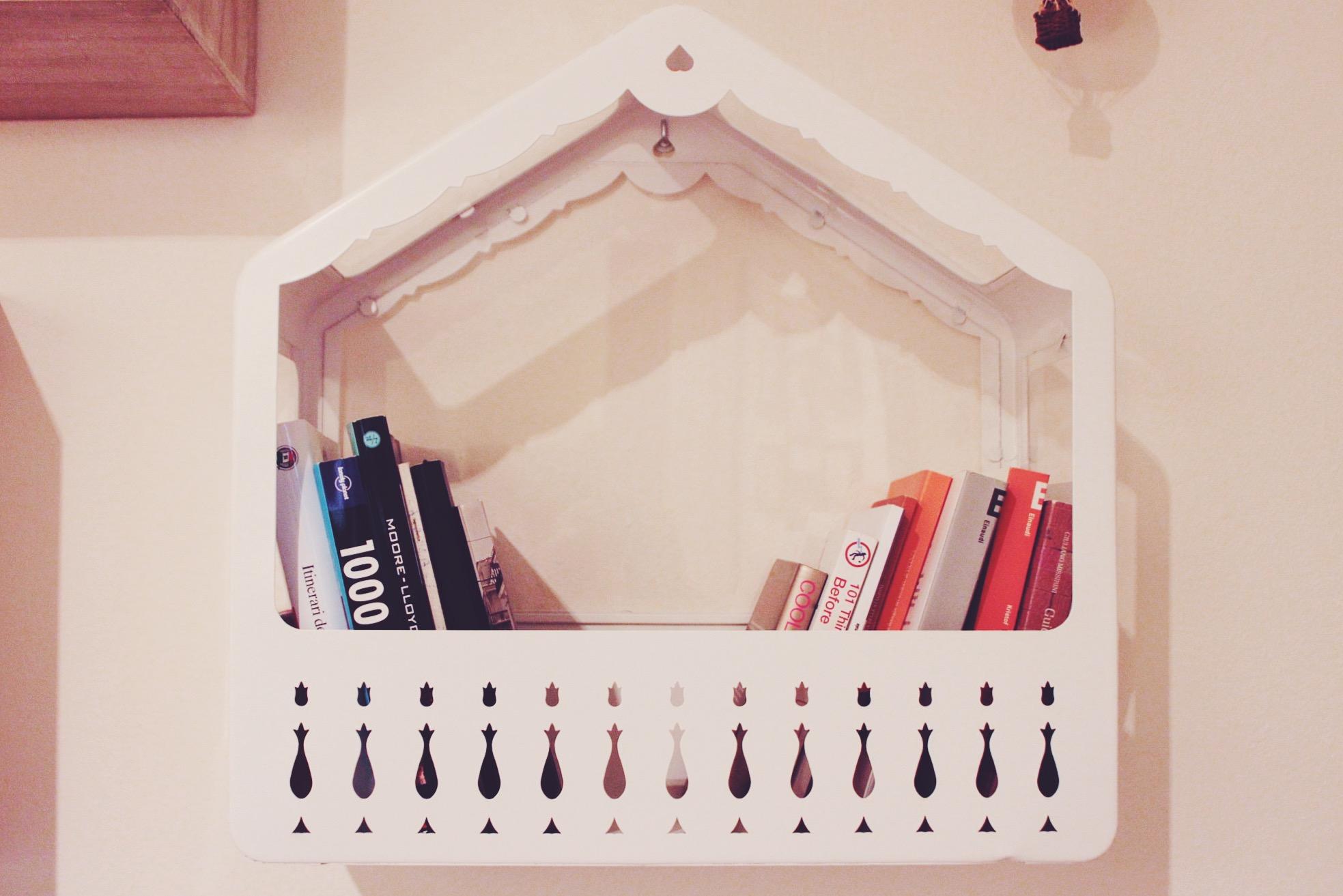 La Serra diventa una libreria