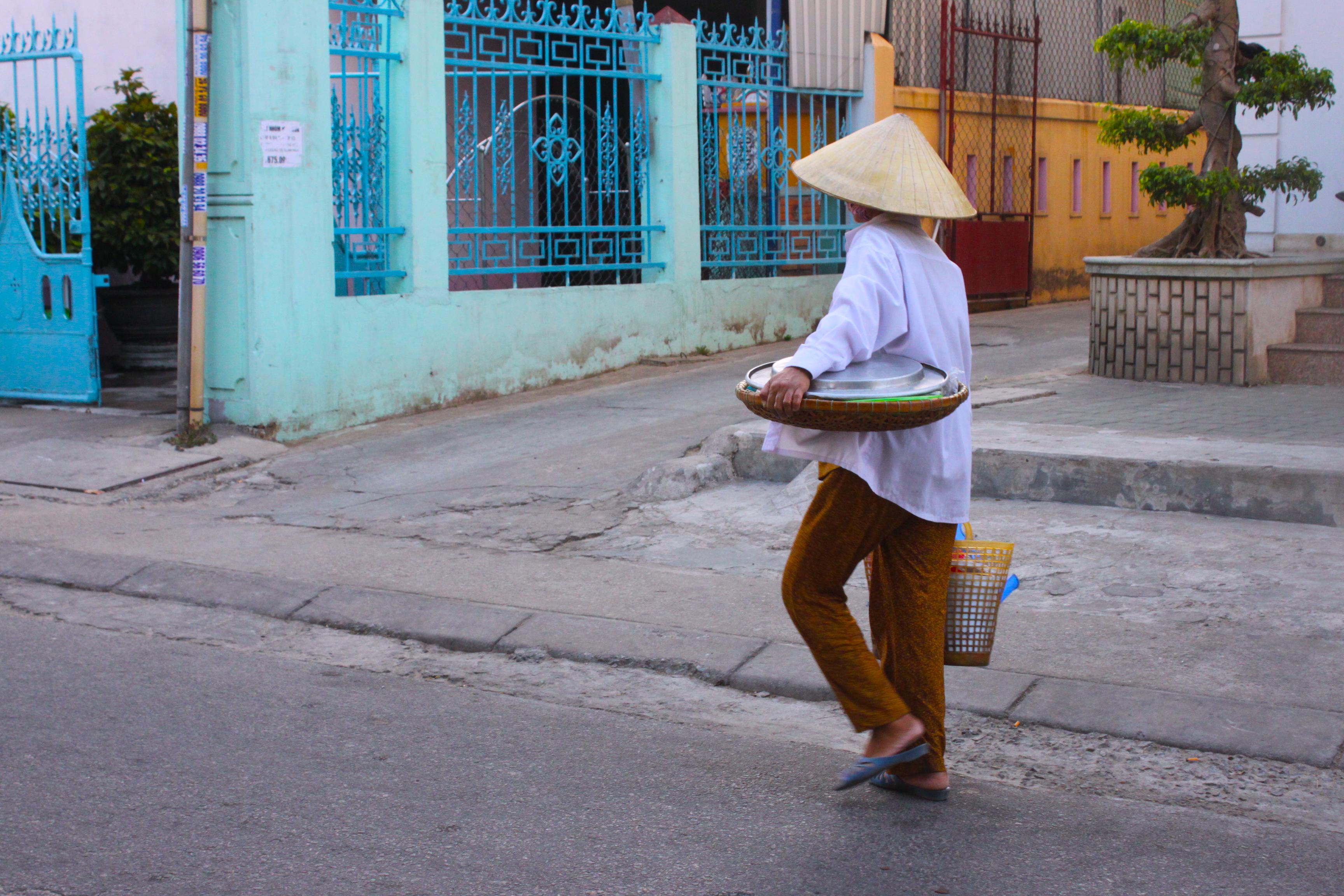 La vita quotidiana di Huè, più bella di qualunque monumento