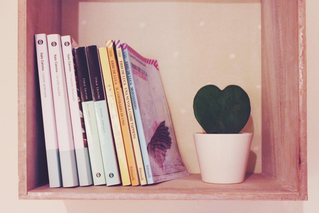 Libreria pastello
