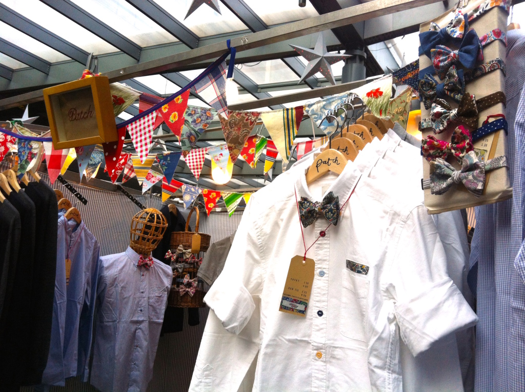 Spitalfields Market Stilisti emergenti