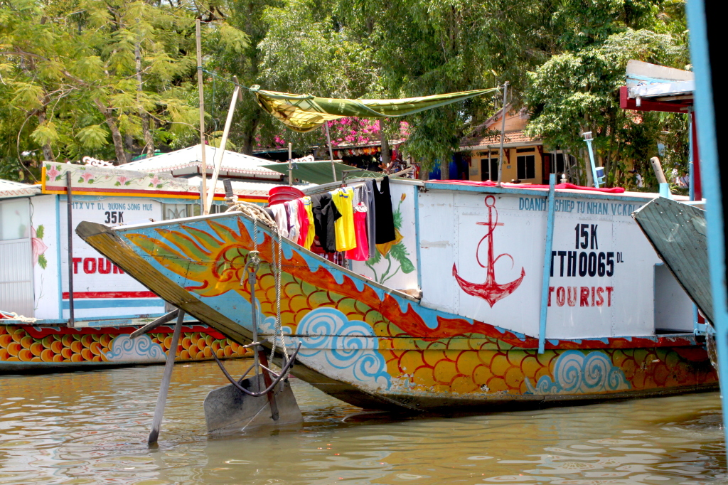 Stendere i panni in Vietnam