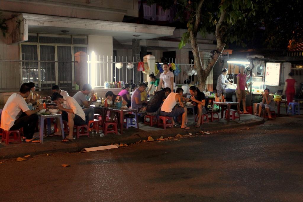 Street food, di nome e di fatto
