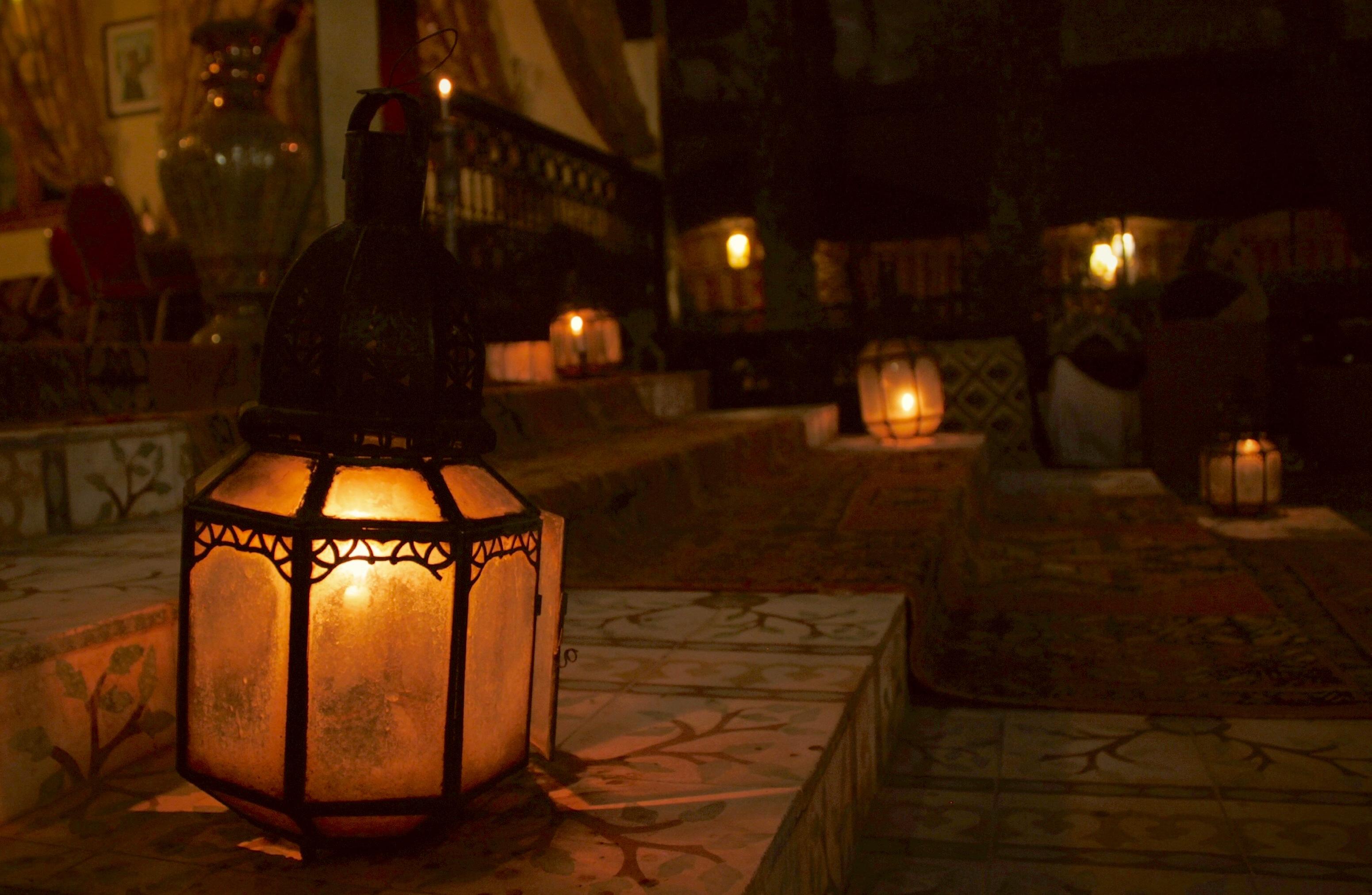 L'atmosfera indimenticabile delle serate marocchine