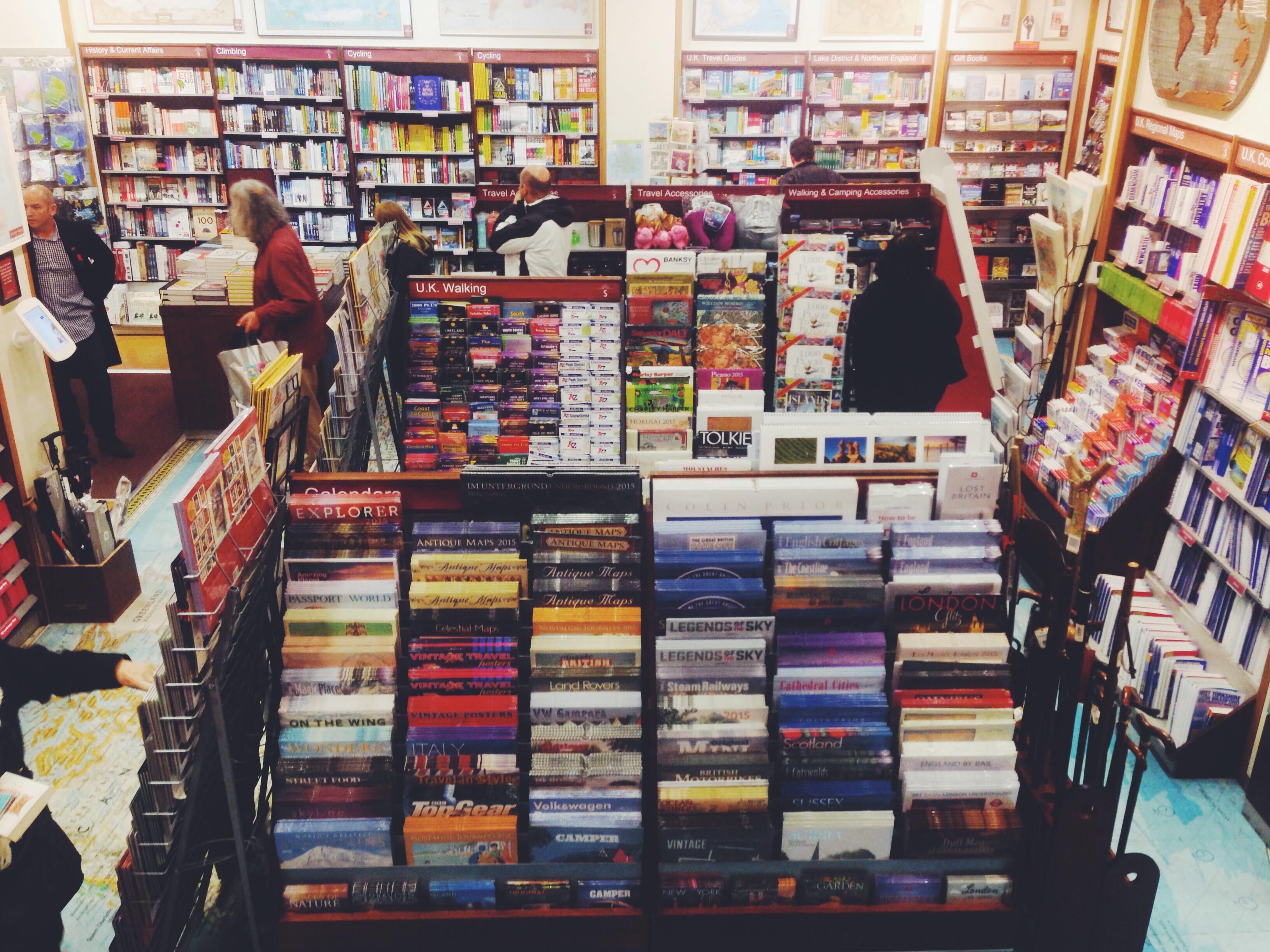 Libri di viaggio - Londra