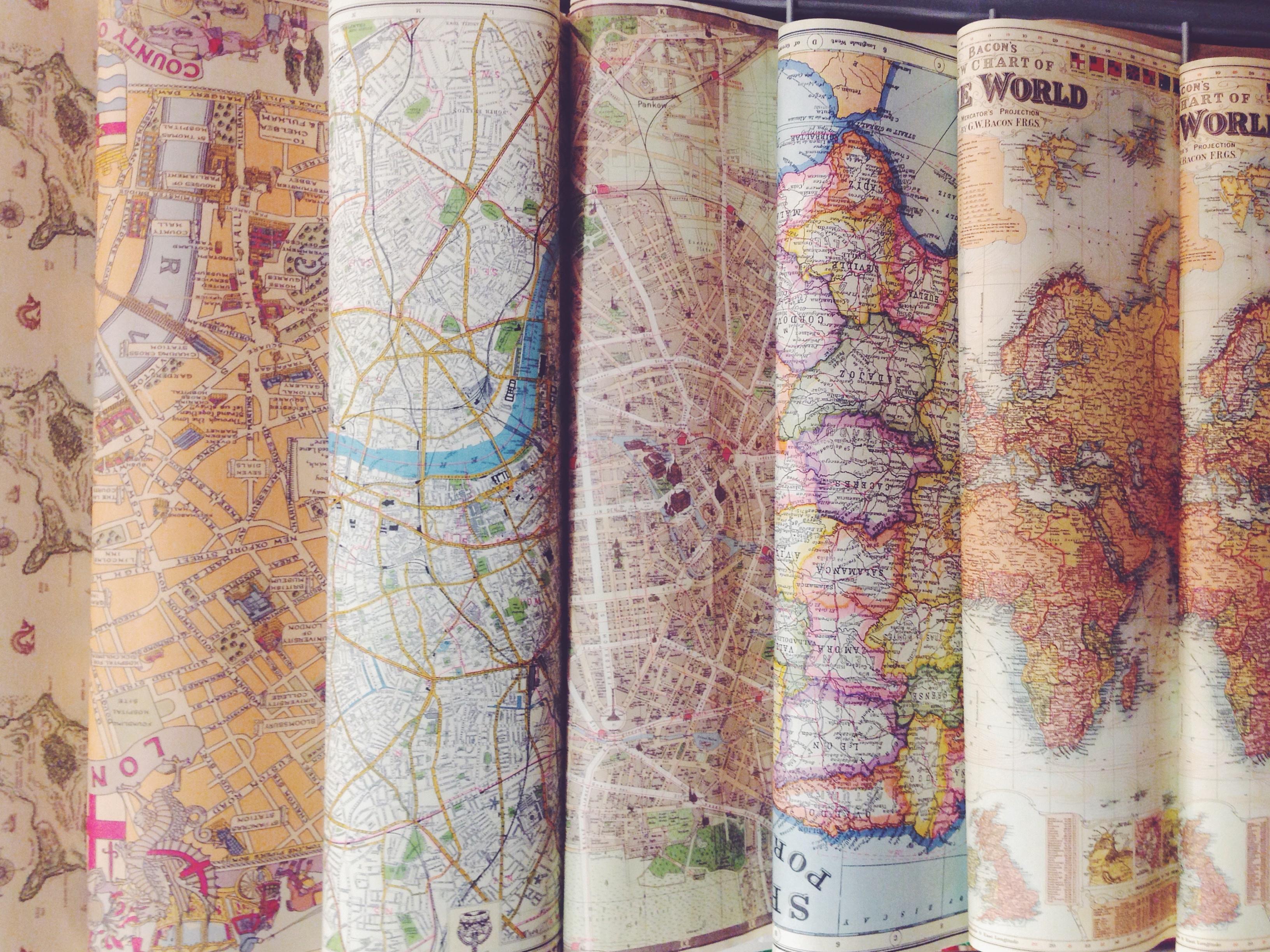 Mappe da appendere