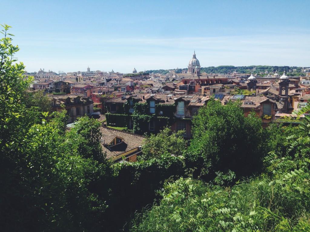 Roma a maggio