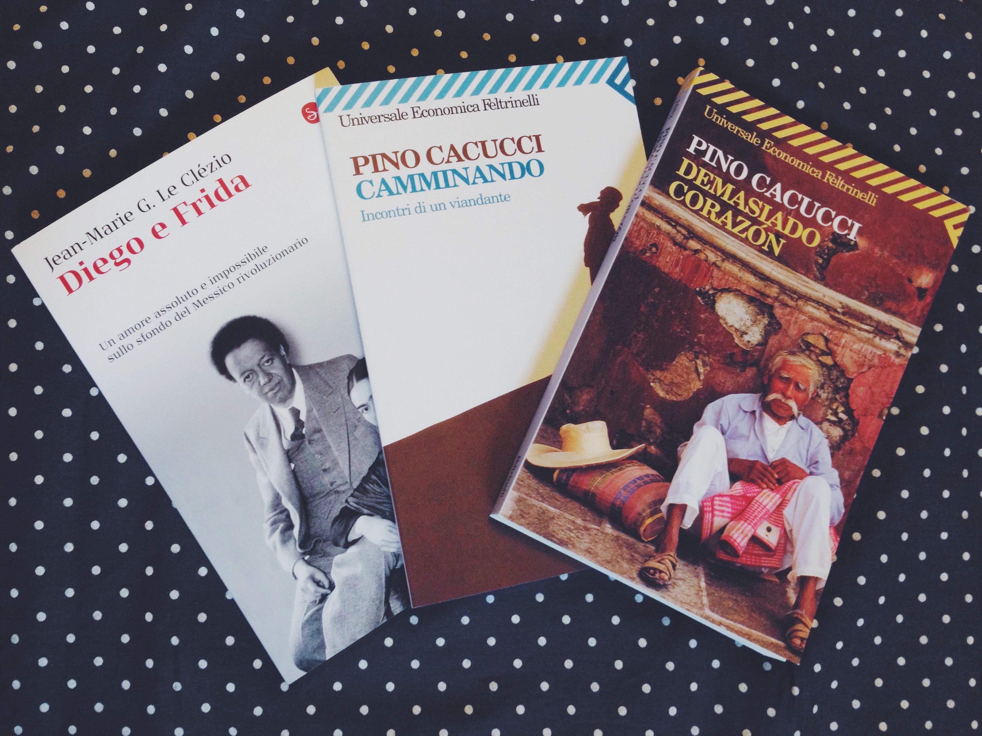libri sul messico