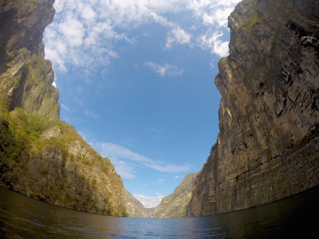 Itinerario di due settimane in Messico - Canon del Sumidero