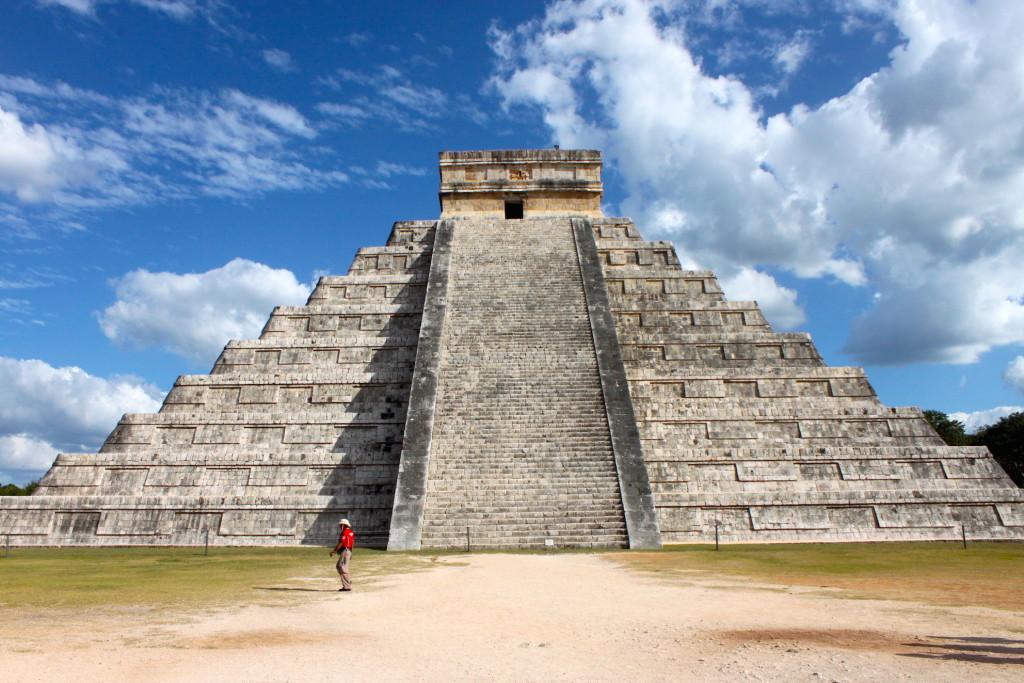 Itinerario di due settimane in Messico - Chichen Itza