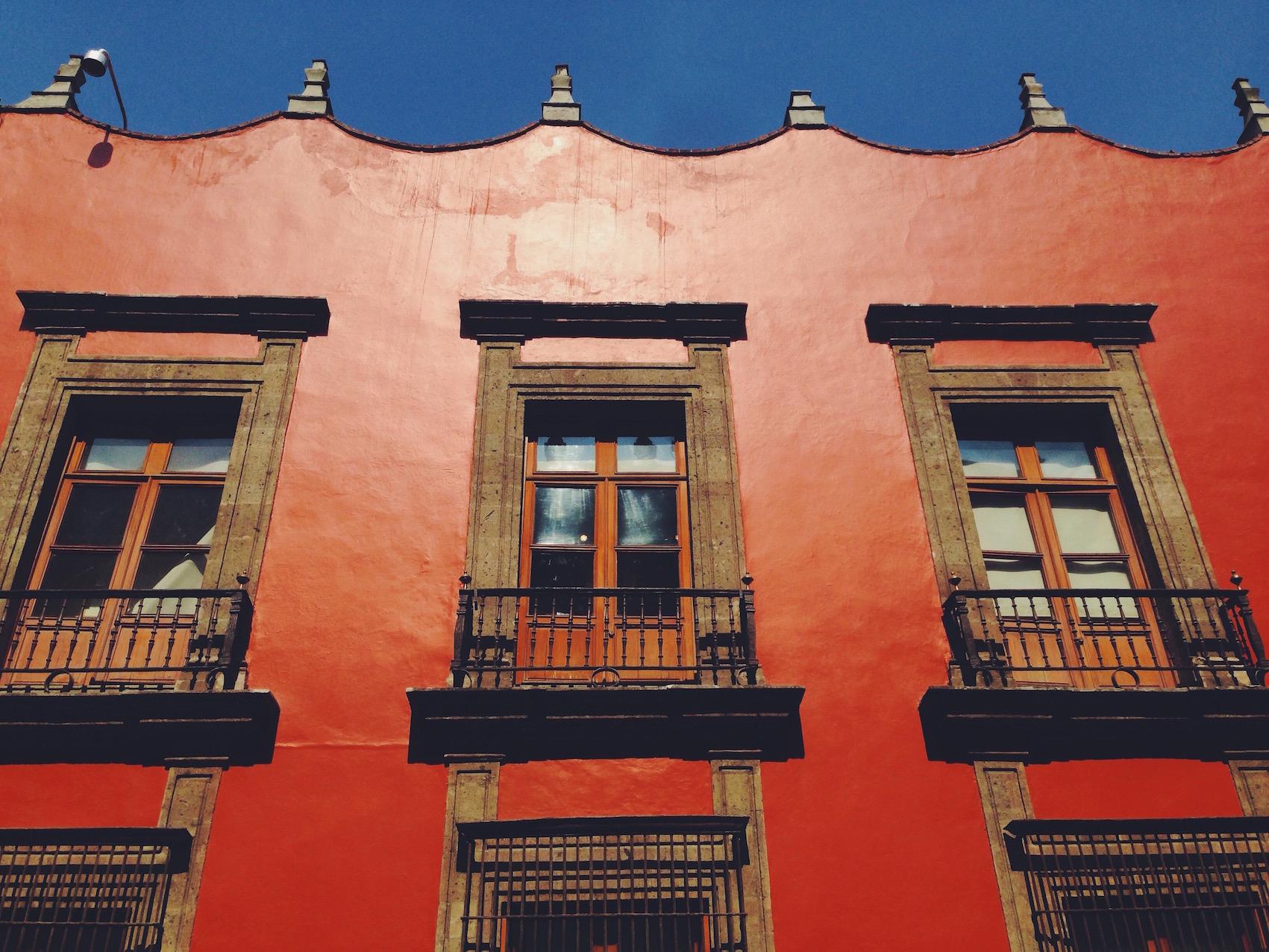 Itinerario di due settimane in Messico - Città del Messico, casine