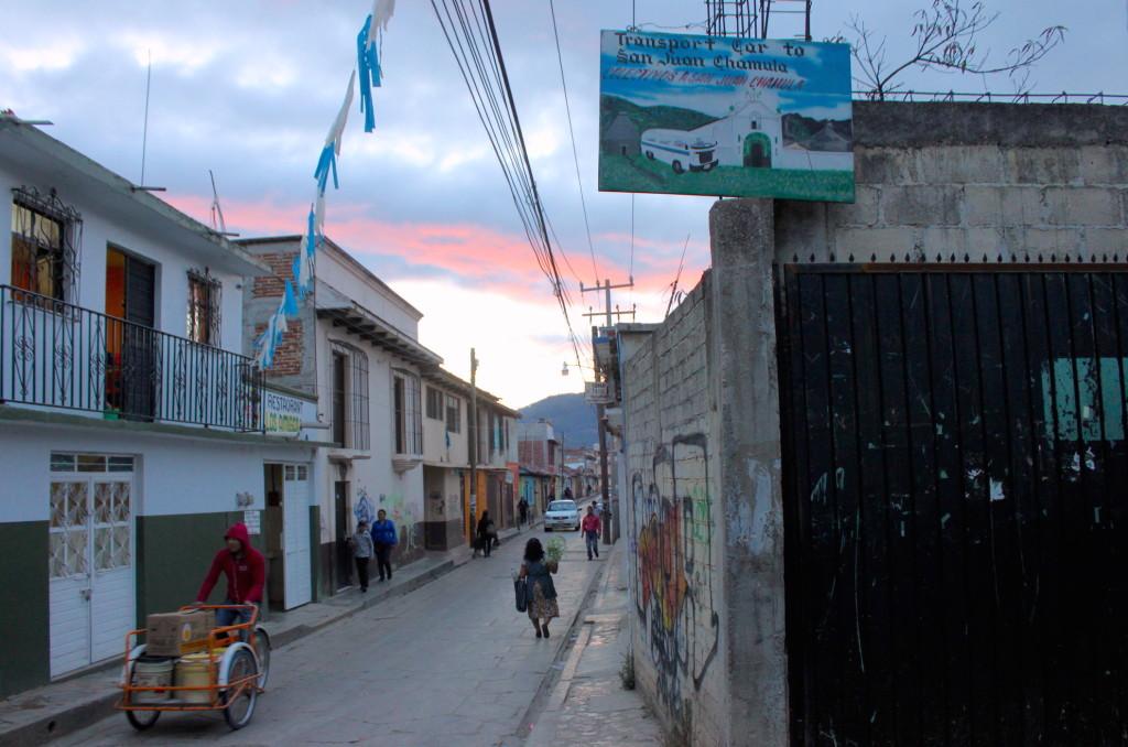 Itinerario di due settimane in Messico - Colectivos San Juan Chamula