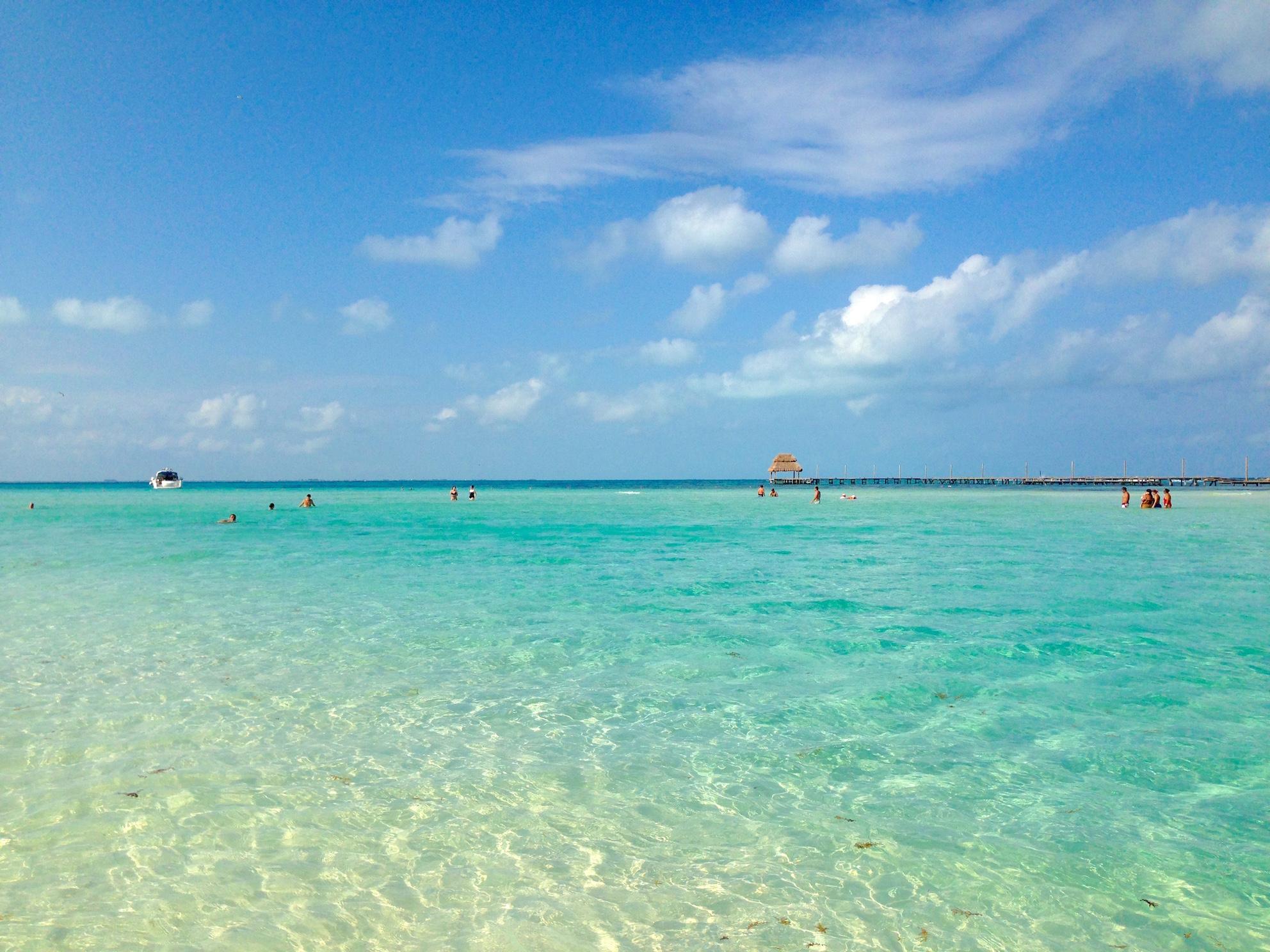 Itinerario di due settimane in Messico - Isla Mujeres