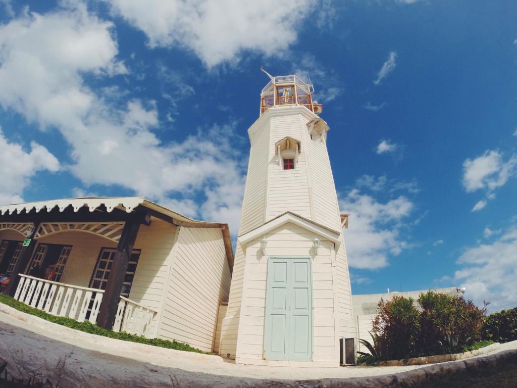 Itinerario di due settimane in Messico - Isla Mujeres faro