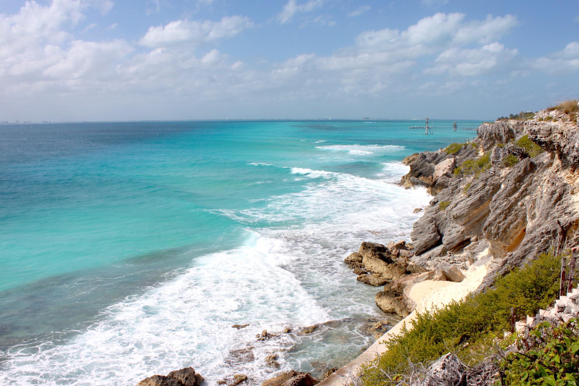 Itinerario di due settimane in Messico - Isla Mujeres7