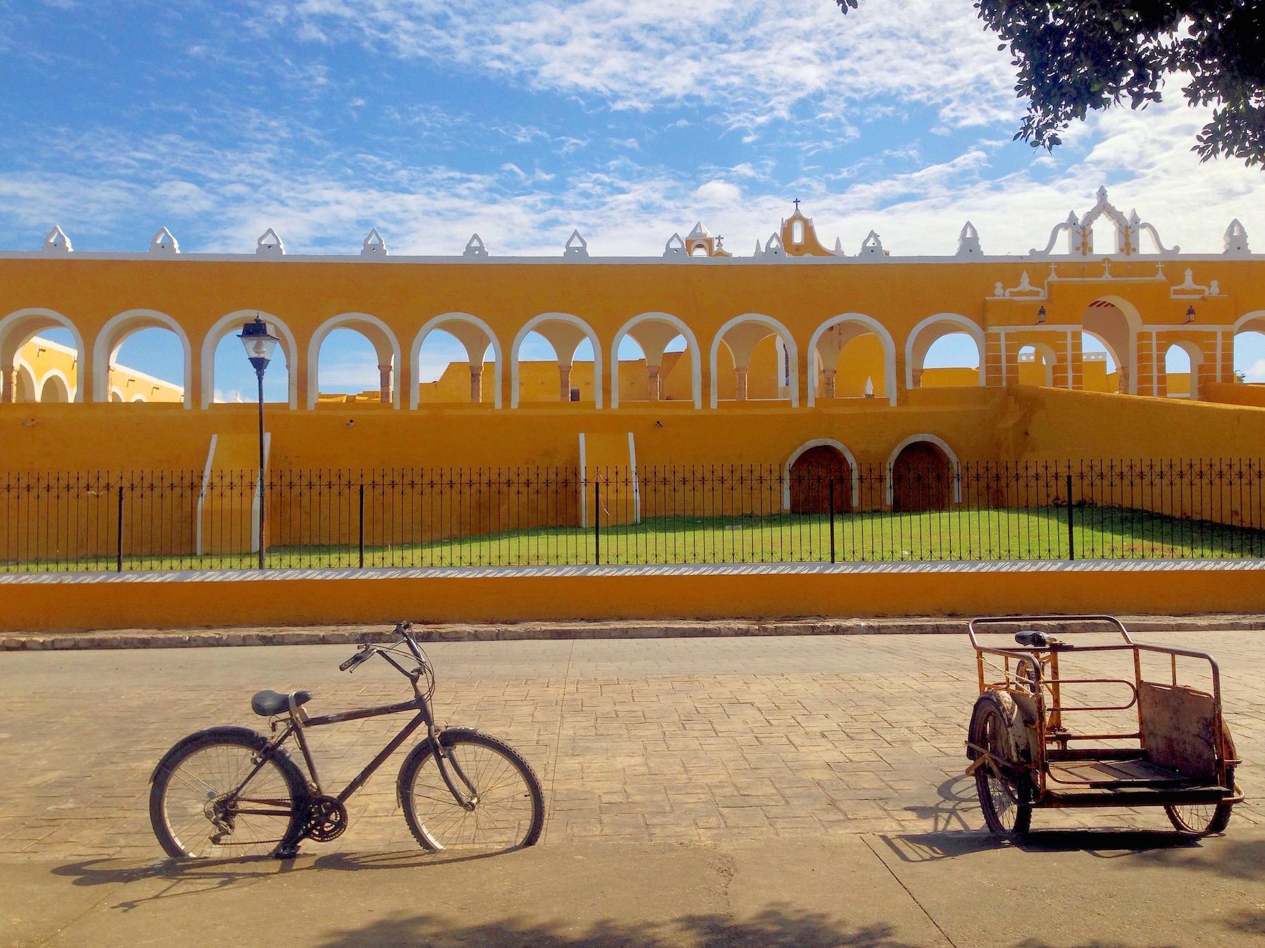 Itinerario di due settimane in Messico - Izamal