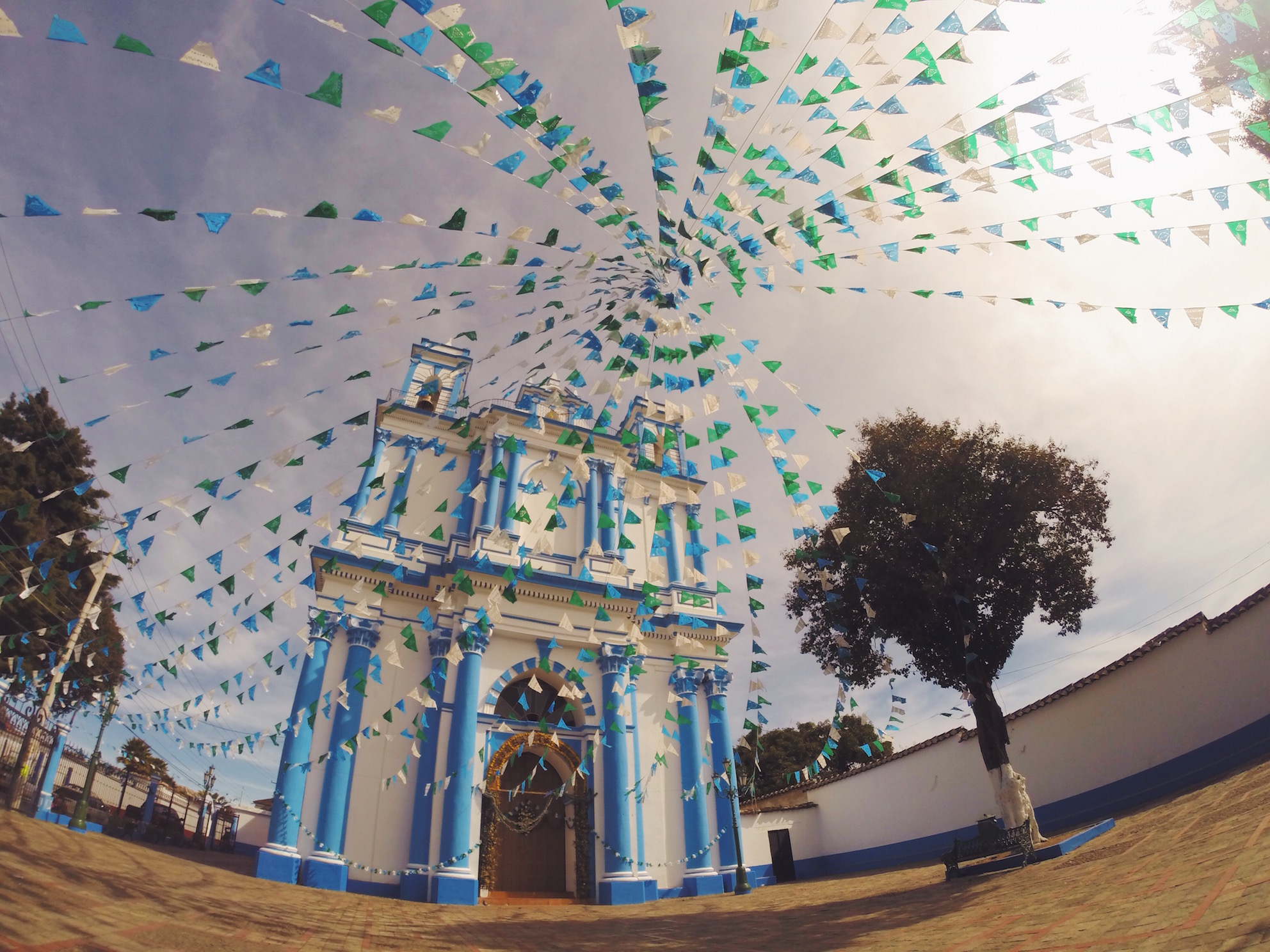 Itinerario di due settimane in Messico - San Cristobal città