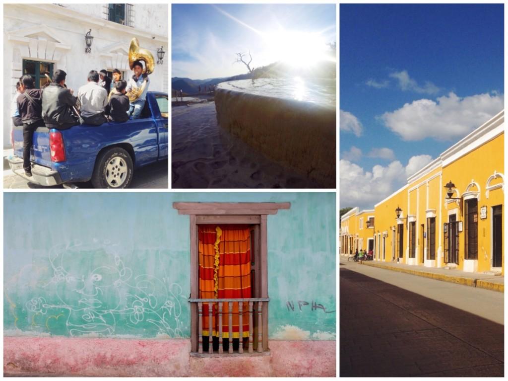Itinerario in Messico