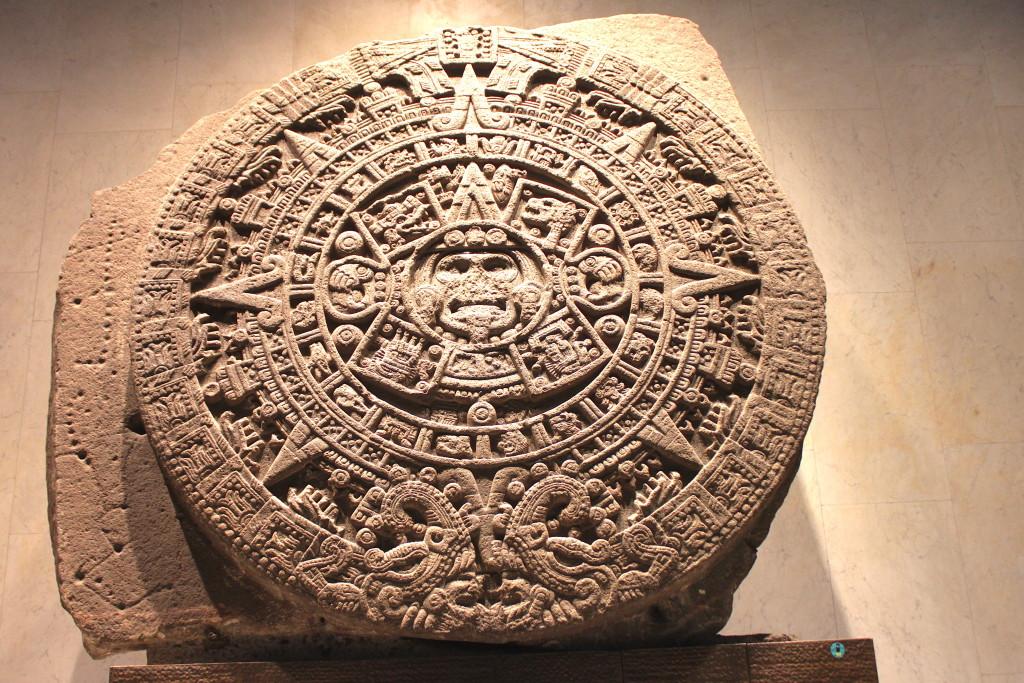 calendario maya messico
