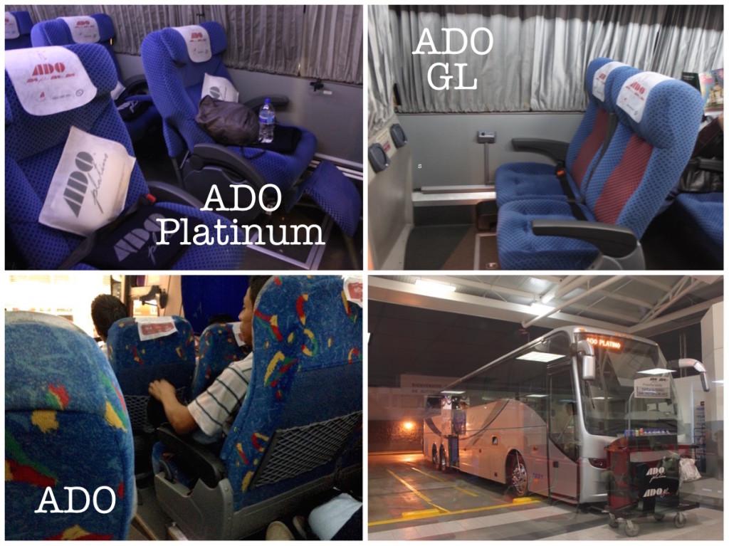 Bus notturni in Messico