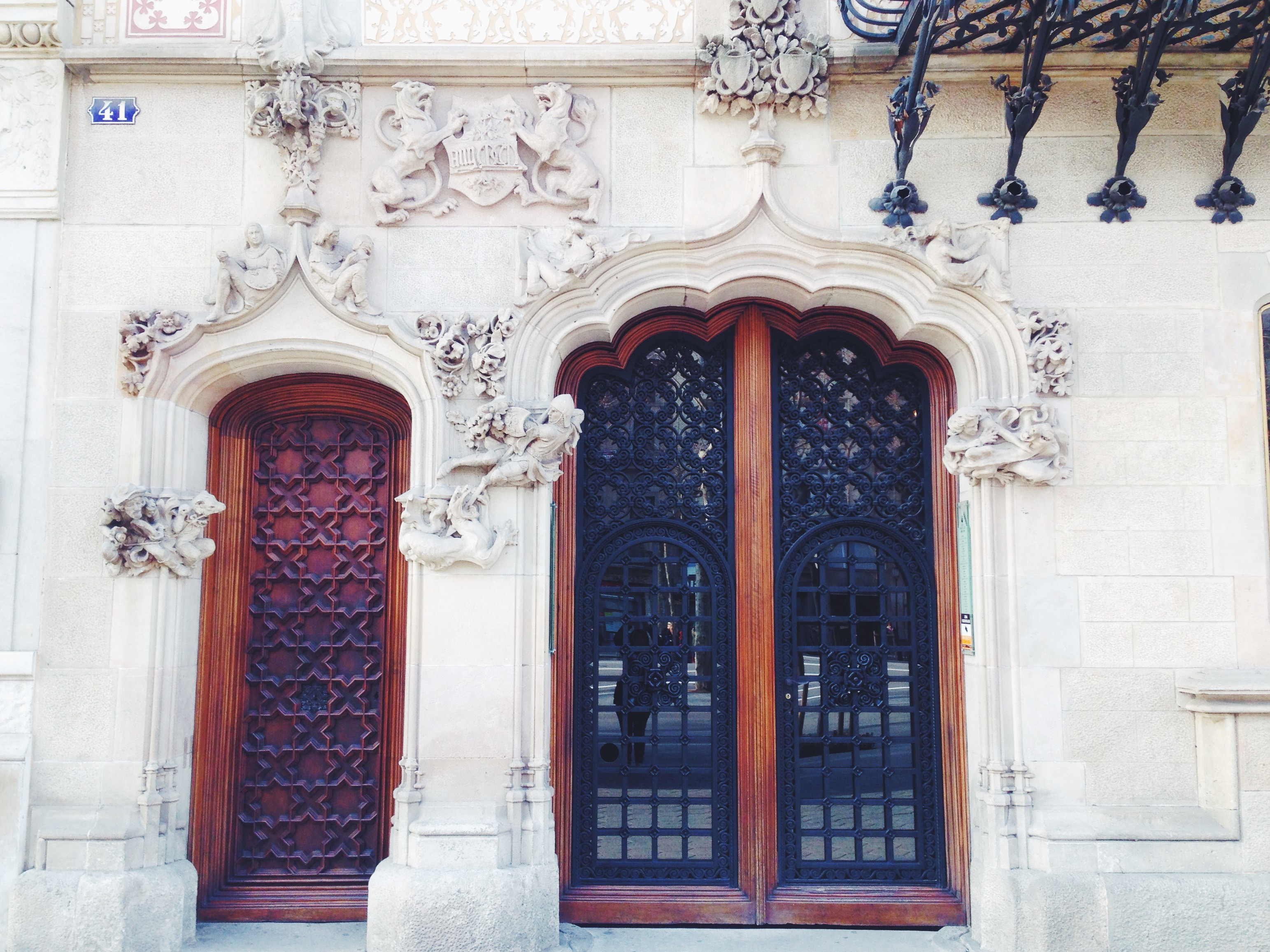 Casa Amatller - un weekend a Barcellona