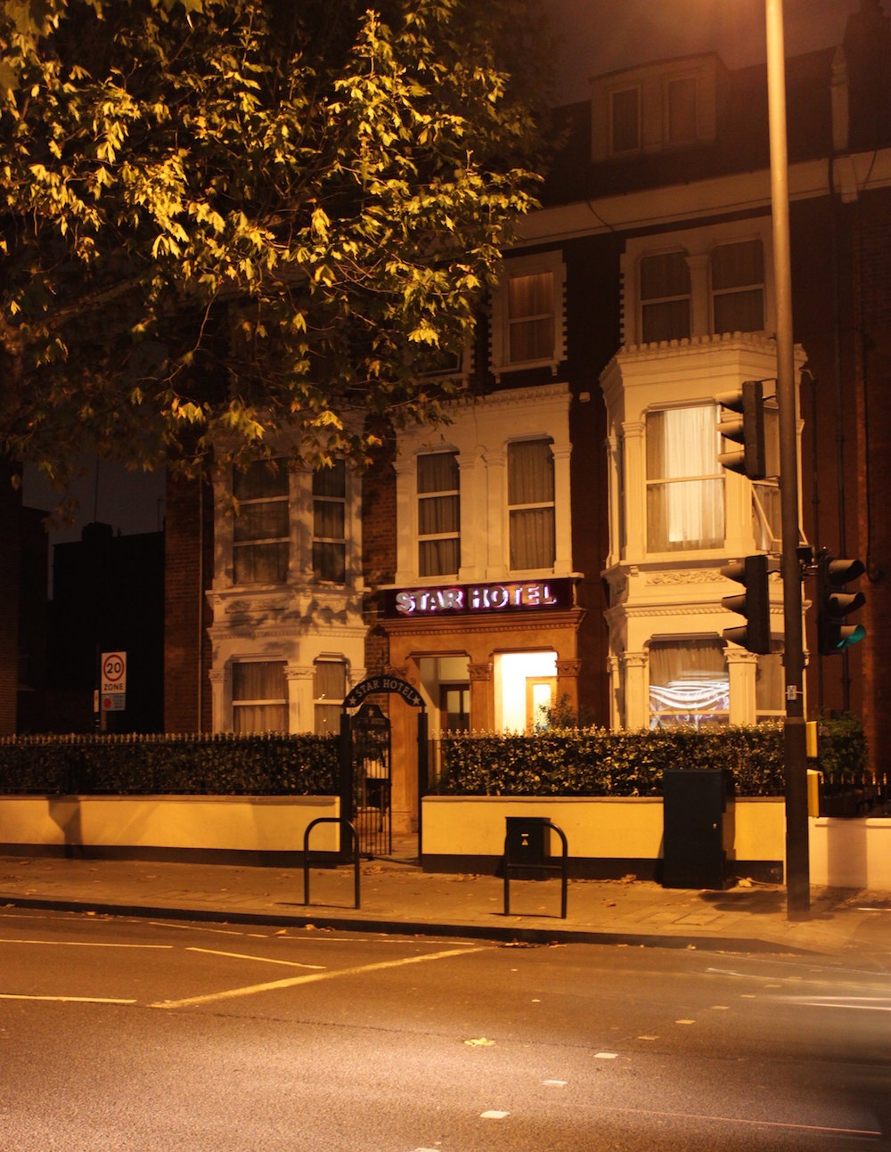 Hotel a Londra Hammersmith