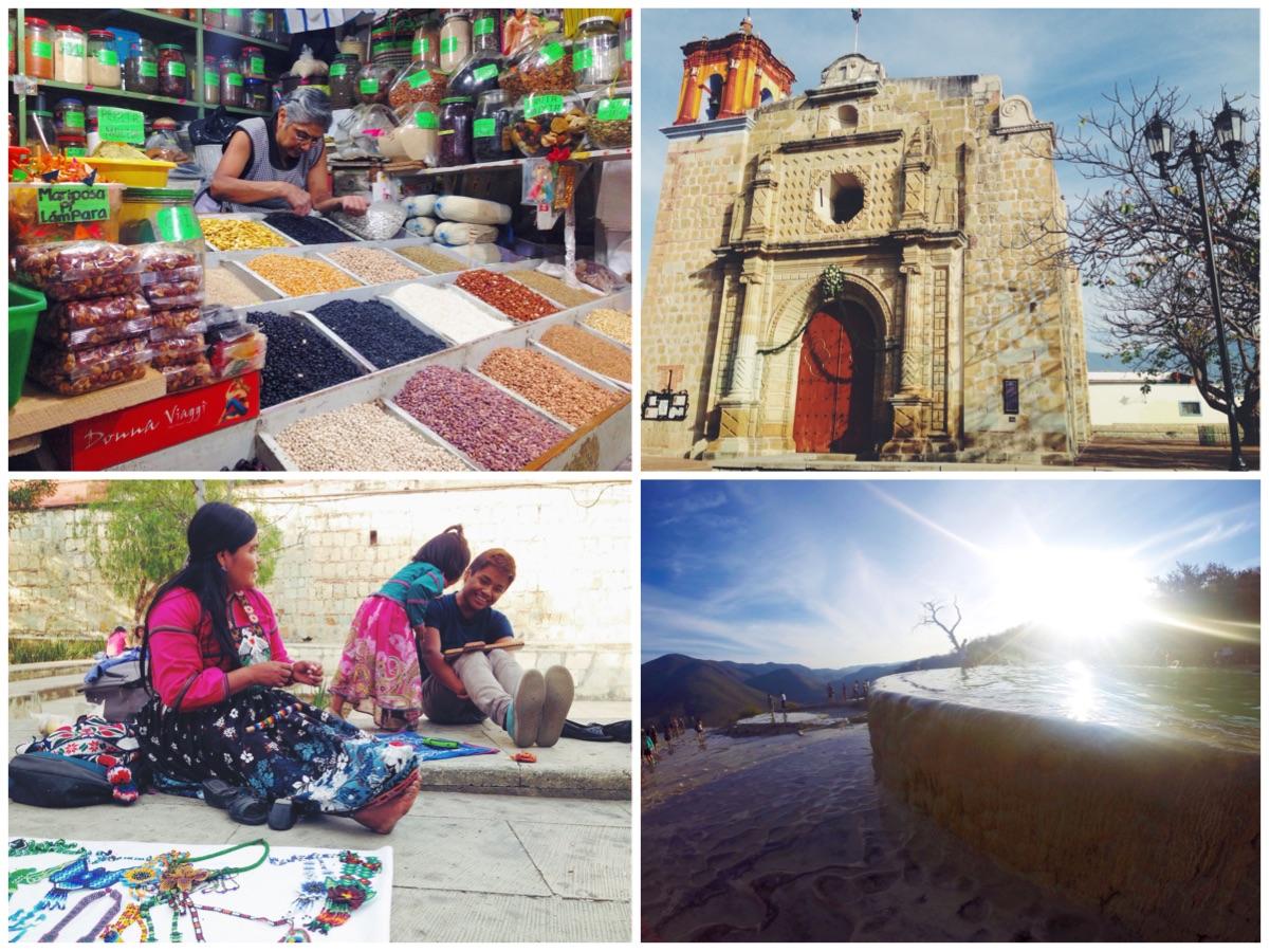Il bello di Oaxaca