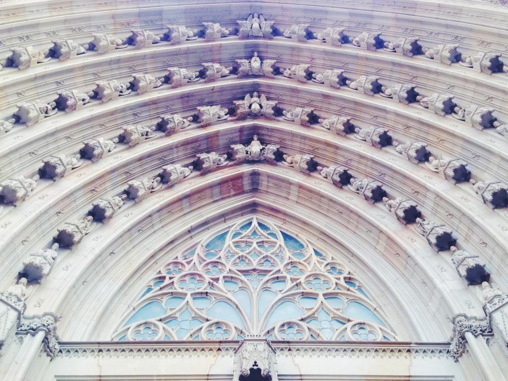 La Cattedrale di Barcellona - un weekend a Barcellona