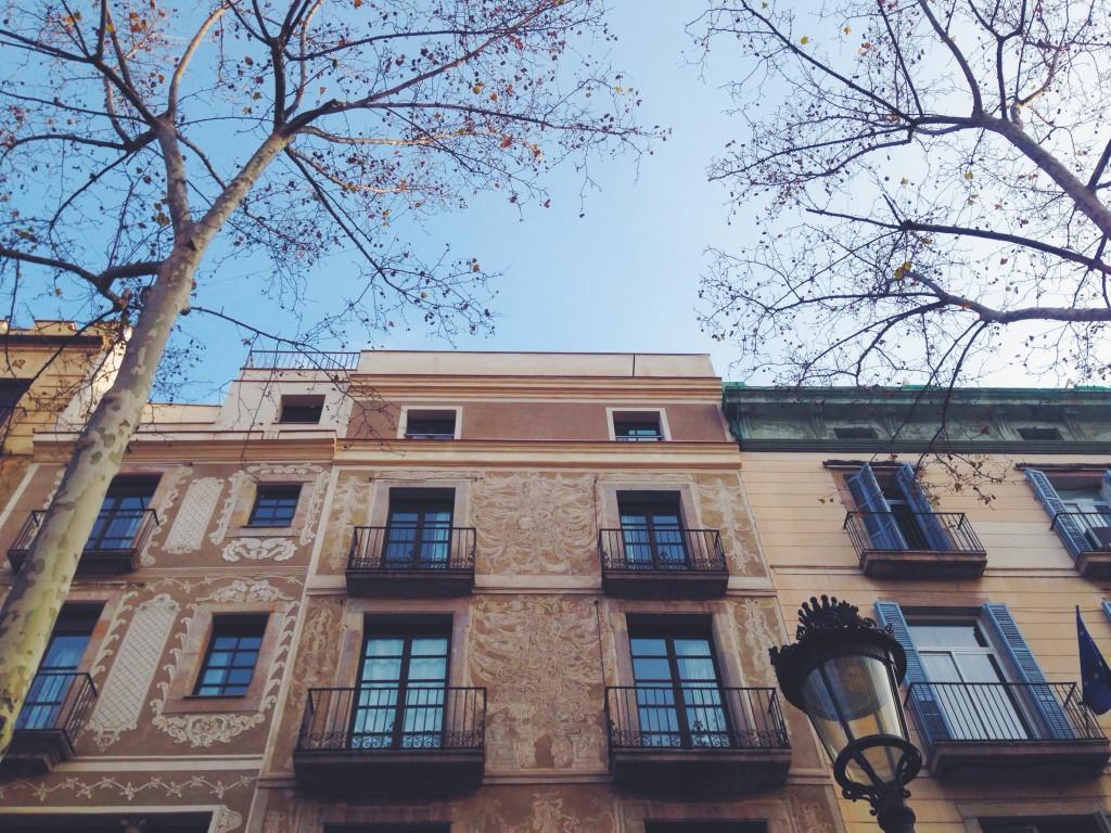 La Rambla - un weekend a Barcellona