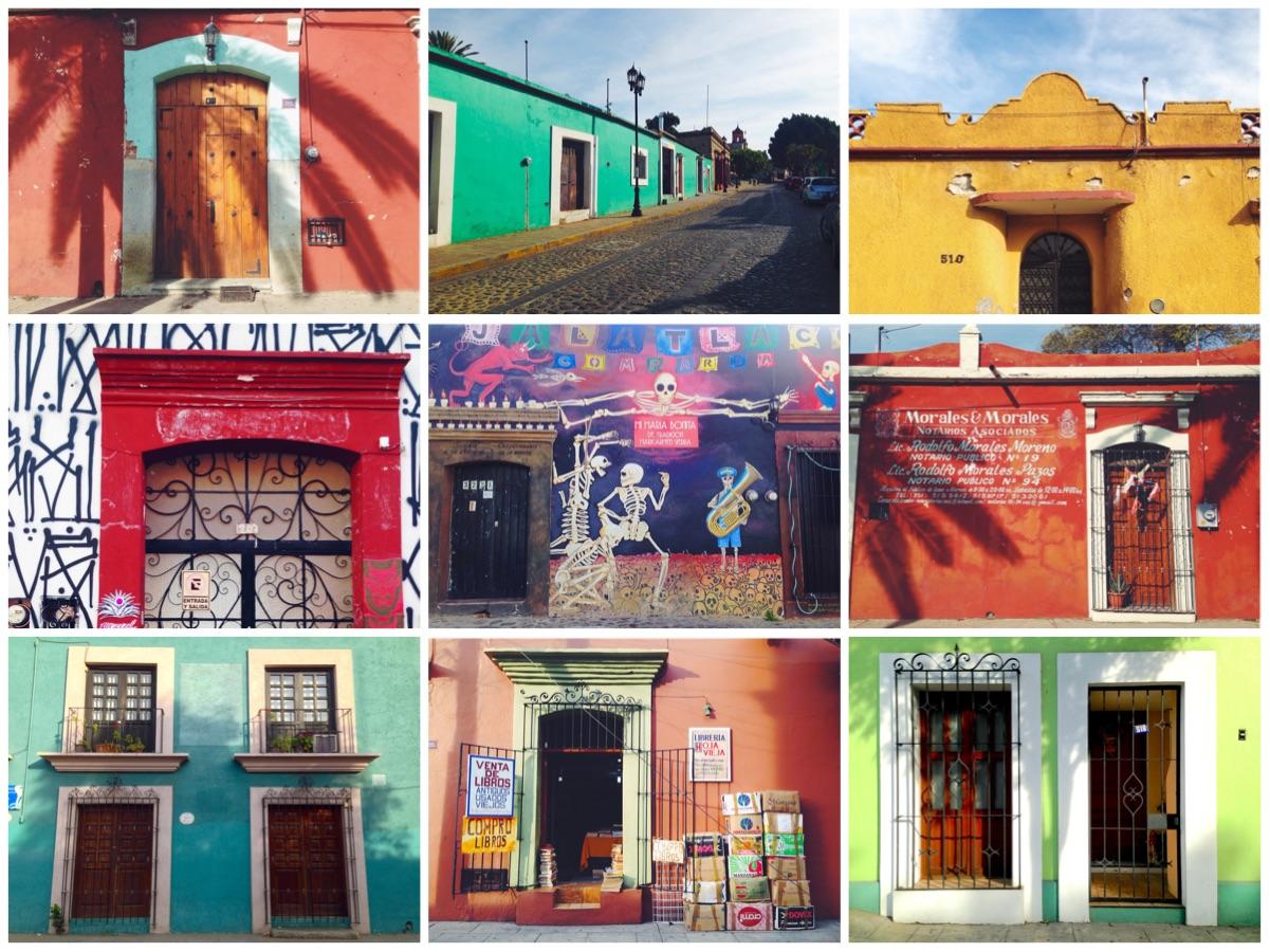 Le casine di Oaxaca