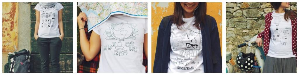 Ink Your Travel - magliette per viaggiatori