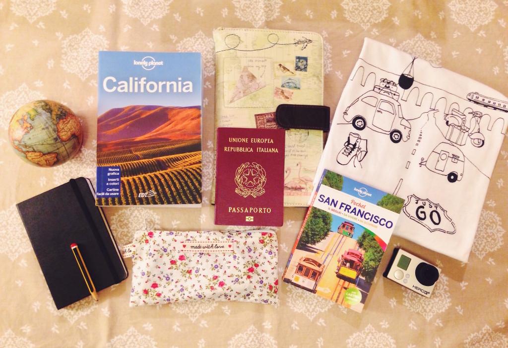 Un mese in California
