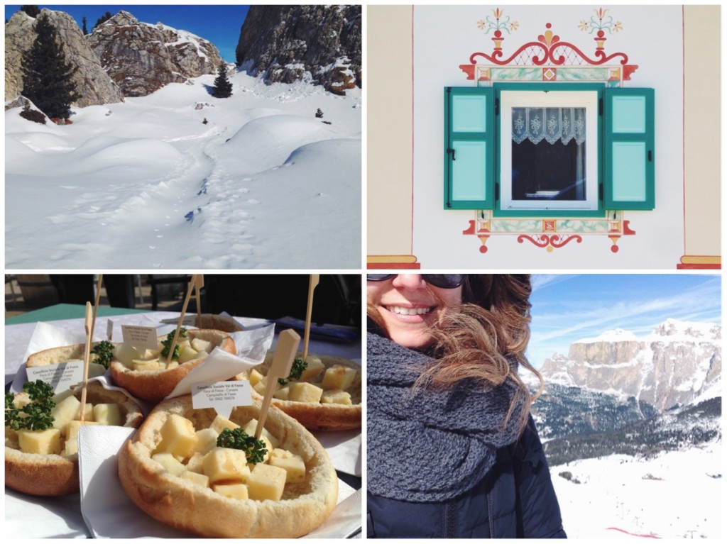 Un weekend in Val di Fassa