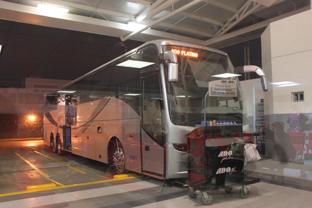 L'autobus ADO Platinum