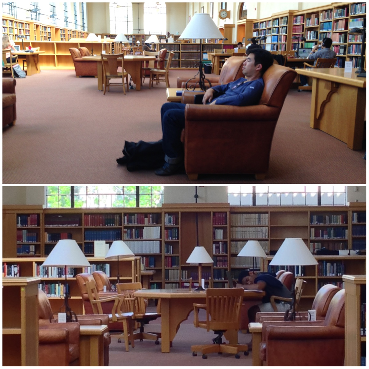Dormire a Stanford