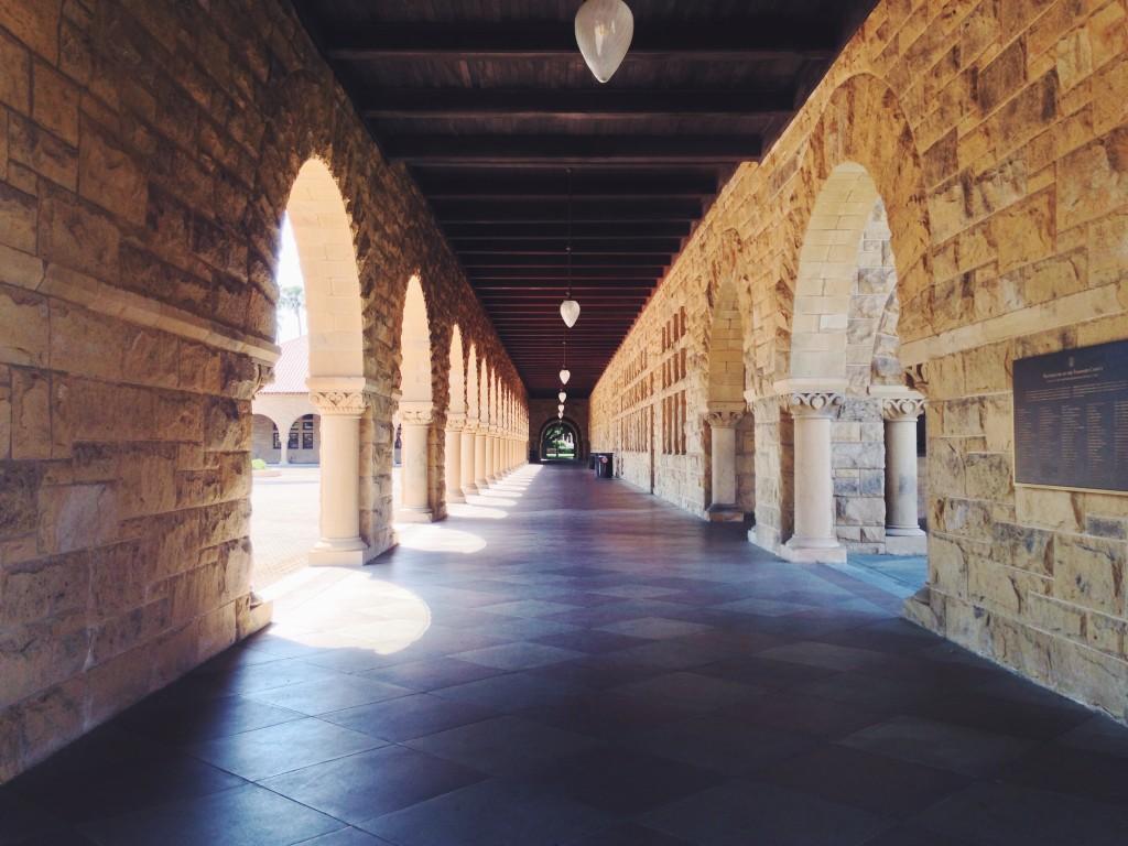 I portici di Stanford