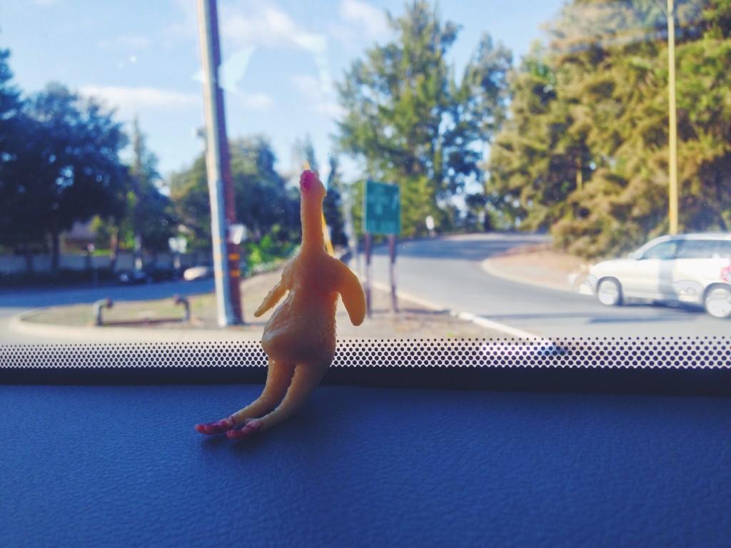 Il pollo a San Francisco