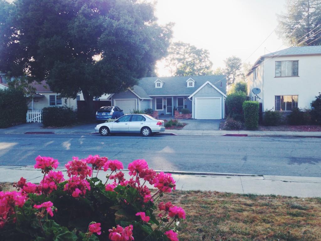 La mia casa a Menlo Park - il vicinato