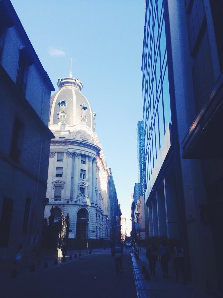 Cosa vedere a Buenos Aires - Calle Florida per lo shopping