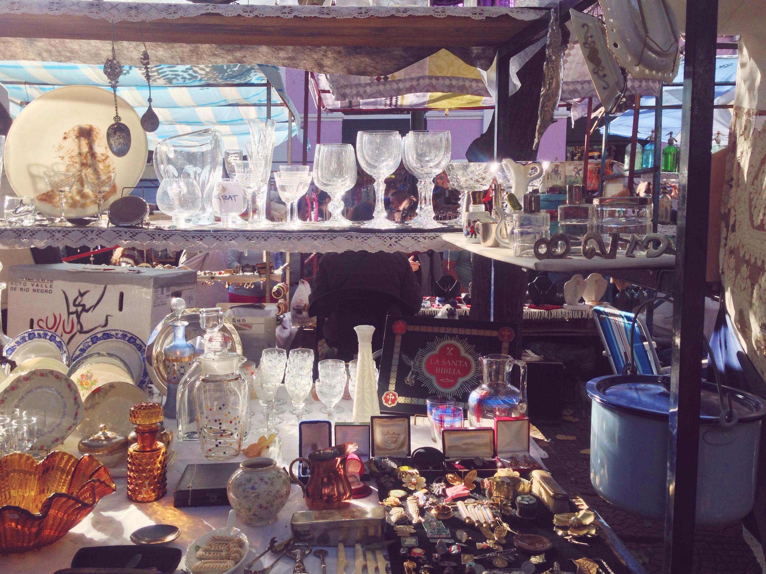 Cosa vedere a Buenos Aires - Il quartiere di San Telmo e i mercatini vintage di Buenos Aires